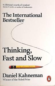 Daniel Kahnemanin kirja Thinking Fast and Slow