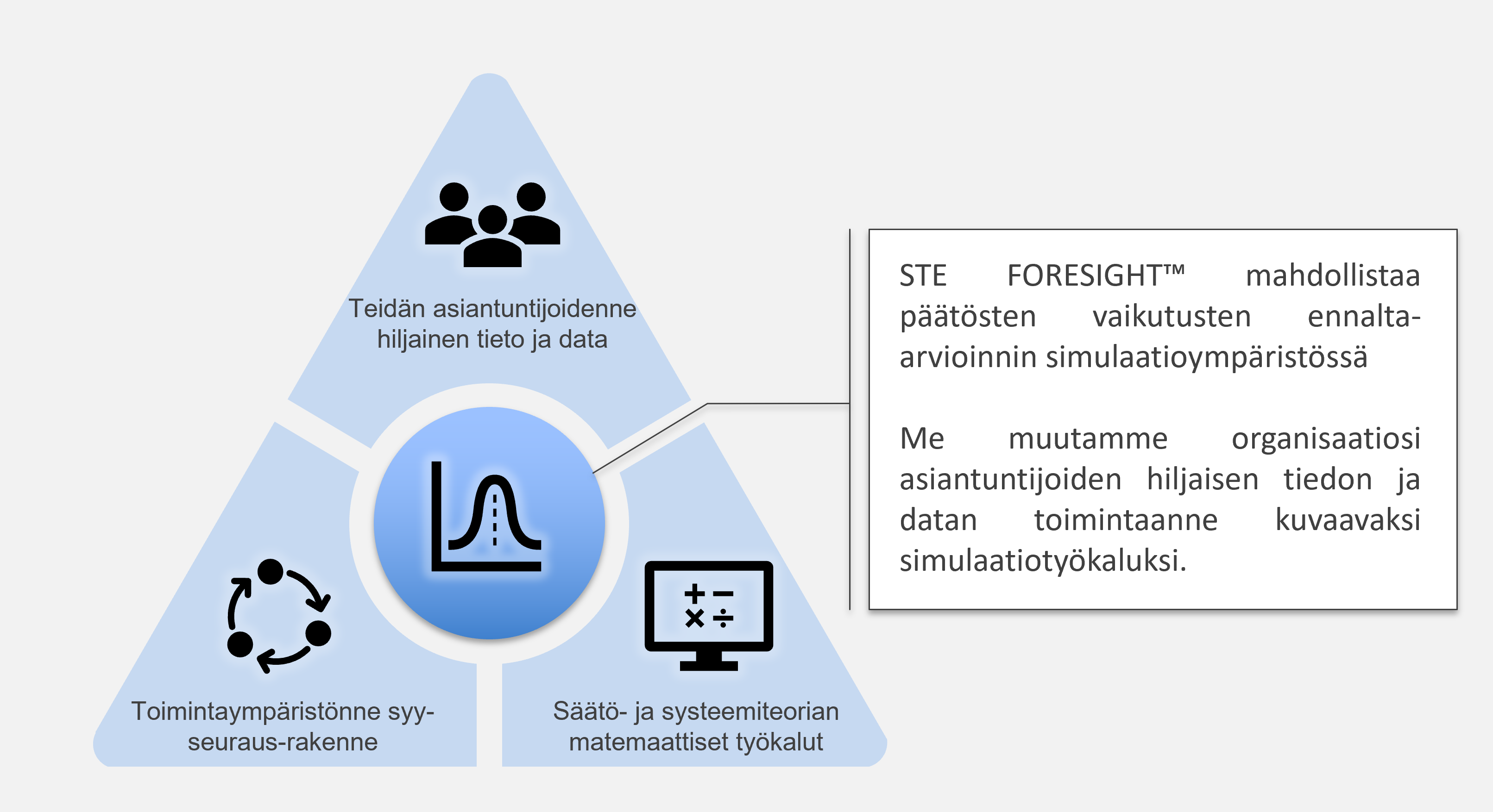 ste foresight overview